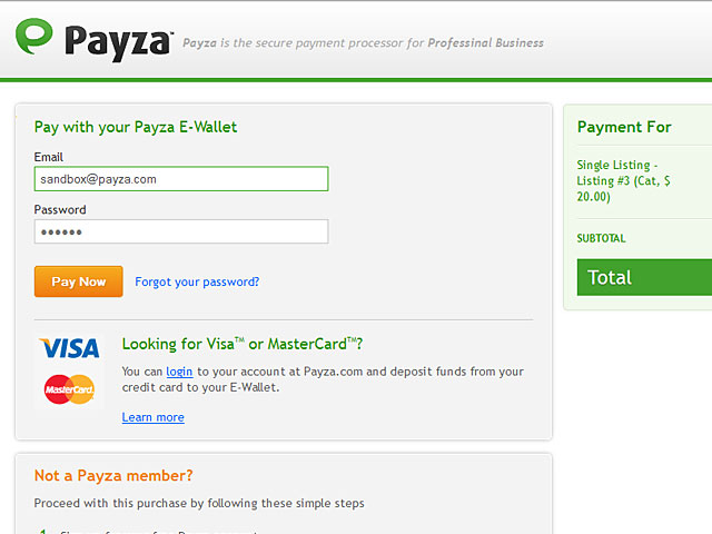 how to delete payza account
