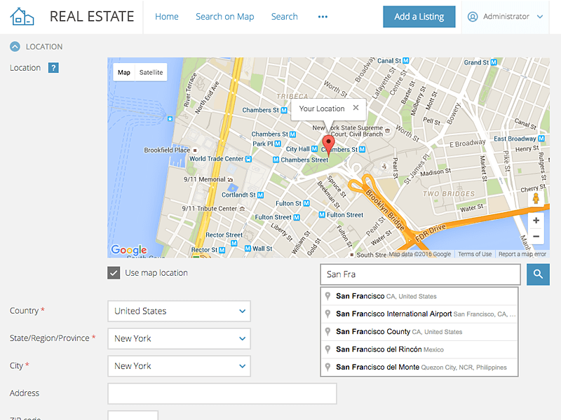 Location finder plugin for classifieds sites automatic location detection search necessary location gumiabroncs Gallery
