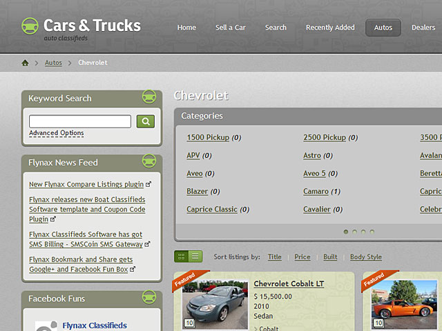RssFeed :: Classifieds Software Plugins | Classifieds Script Plugins