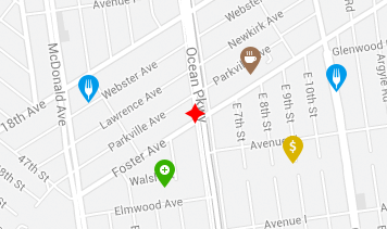 Amenities on Google Map